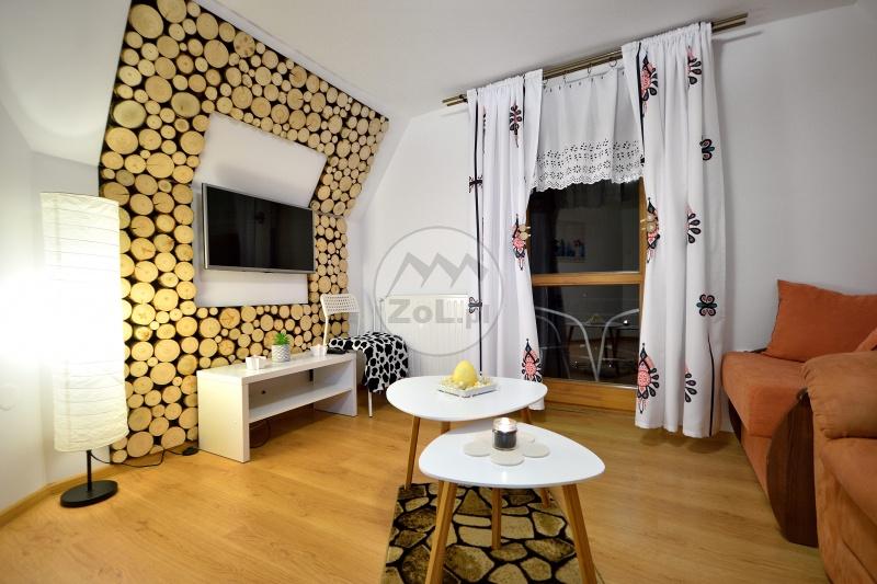 Apartament U Kominków Centrum Grunwaldzka Zakopane
